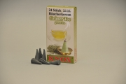 KNOX Räucherkerzen Grüner Tee, 24 Stk./Pkg.